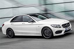 Mercedes-Benz C 43/400/450