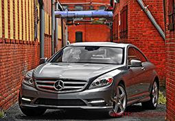 Mercedes-Benz CL 550