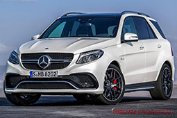 Mercedes-Benz GLE 63