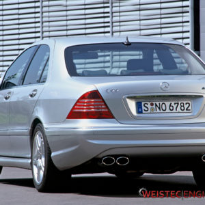 2002-2006 (W220 / M113K)