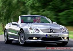 Mercedes-Benz SL 55