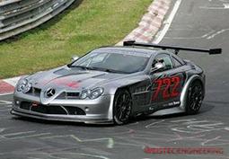 Mercedes-Benz SLR GT