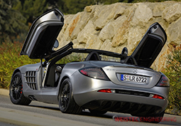 Mercedes-Benz SLR 722 S