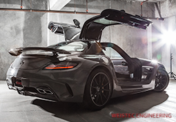Mercedes-Benz SLS Black Series